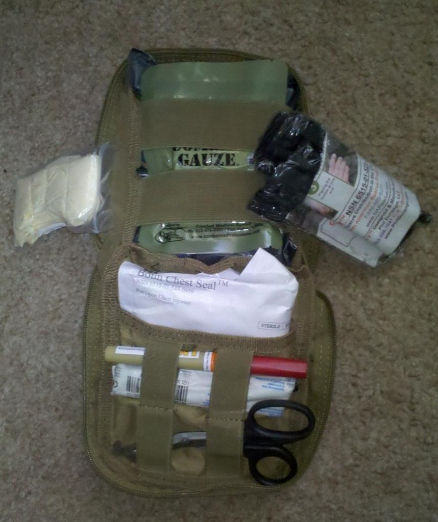 Equipment Reviews Ifak The New Standard For First Aid Kits